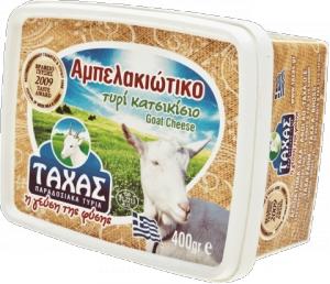 Der Käse aus Ziegenmilch